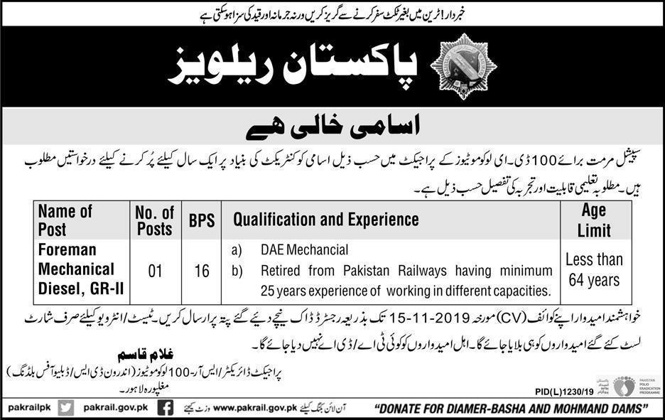 Pakistan-Railways-Jobs-2019