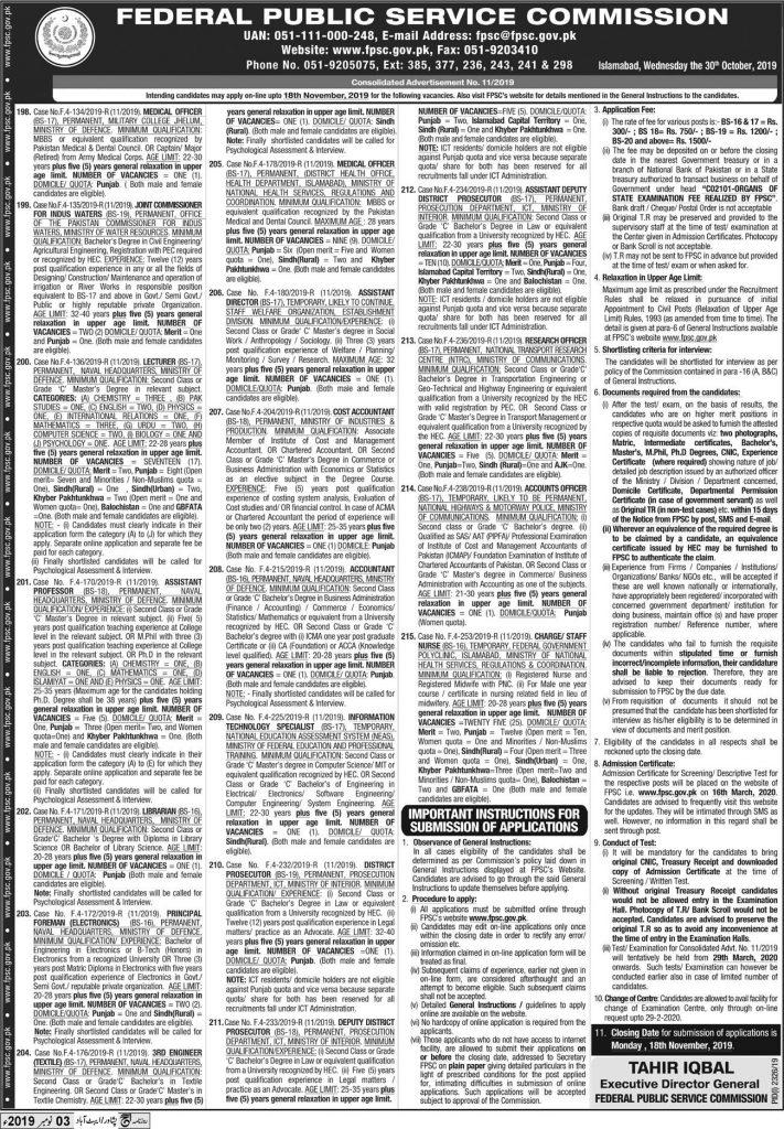 FPSC-jobs-2019
