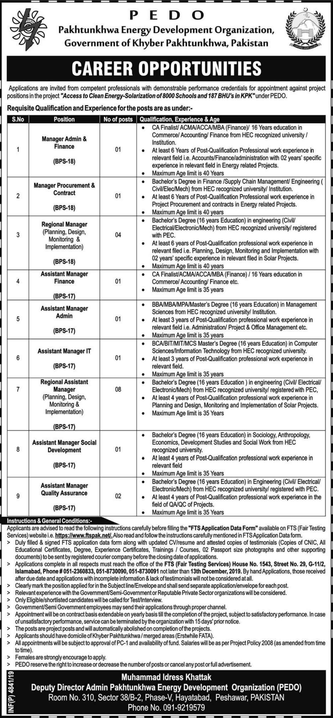 Pakhtunkhwa-Energy-Development-Organization-PEDO-Jobs-2019
