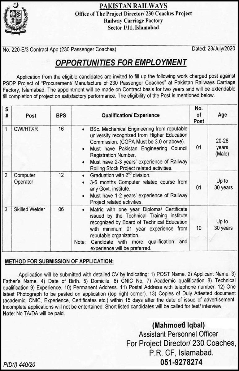 Pakistan-Railways-Jobs-July-2020