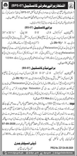 balochistan-police-jobs-2020