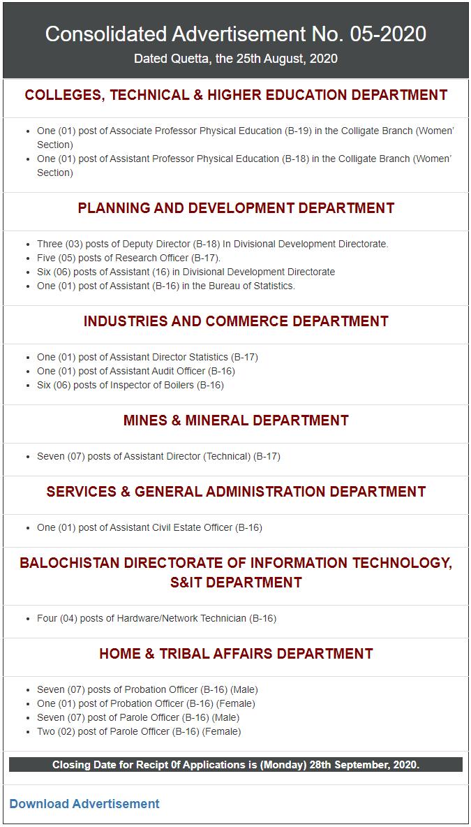 Balochistan-Public-Service-Commission-bpsc-2020