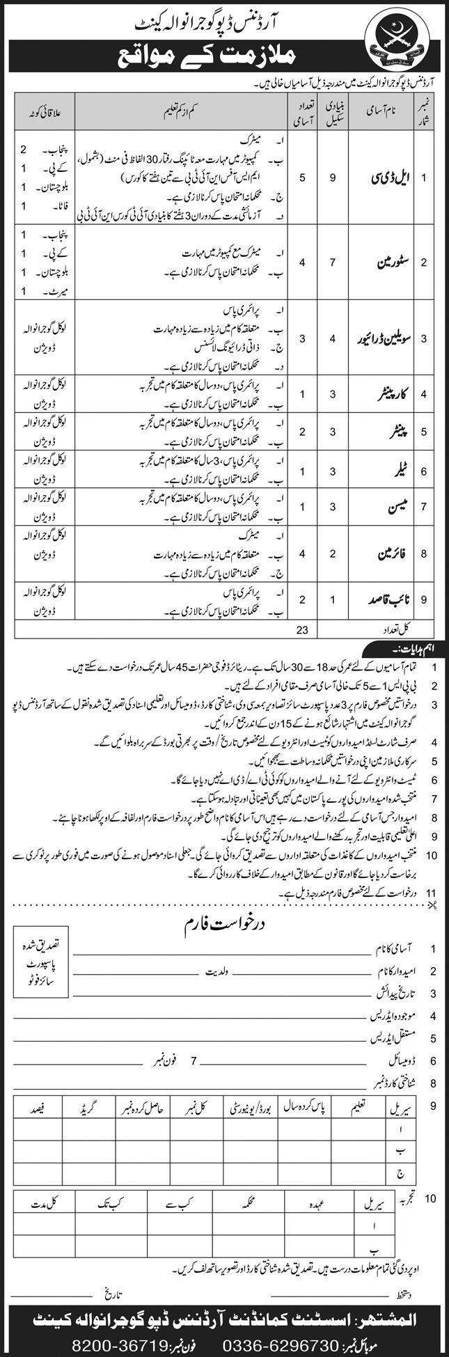 join-pak-army-ordanace-depot-jobs-2020